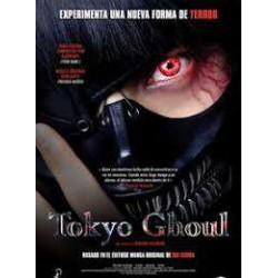 Tokyo ghoul: La pelÍcula - DVD