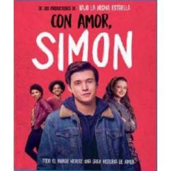 Con amor simon - DVD