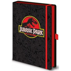 Jurassic Park - Notebook Premium Logo