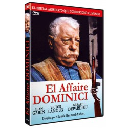 El Affaire Dominici - DVD