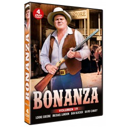 Bonanza - Volumen 19 - DVD