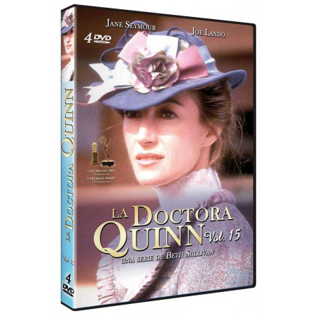 La Doctora Quinn - Volumen 15 - DVD