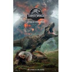 Jurassic World: El reino caído - DVD