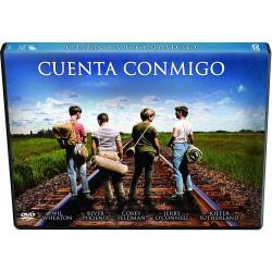 Cuenta conmigo (Edición Horizontal) - DVD