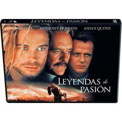 Leyendas de pasion (Edición Horizontal) - DVD