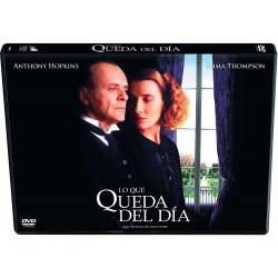 Lo que queda del dia (Edición Horizontal) - DVD