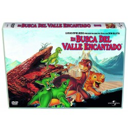 En busca del Valle Encantado (Edición Horizontal) - DVD