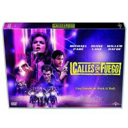 Calles de fuego (Edición Horizontal) - DVD