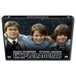 Exploradores (Edición Horizontal) - DVD