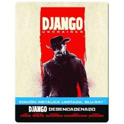 Django desencadenado (Edición Metal) - BD