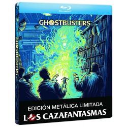 Cazafantasmas (Edición Metal) - BD