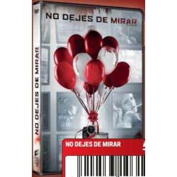 No dejes de mirar - DVD