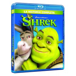 Shrek - La historia completa - BD