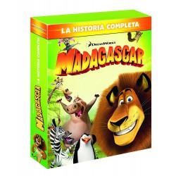 Madagascar 1-3 - DVD
