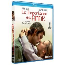 Lo importante es amar - DVD