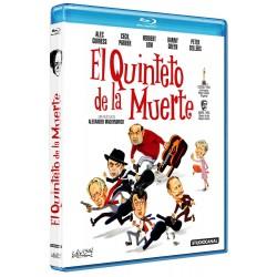El quinteto de la muerte - DVD