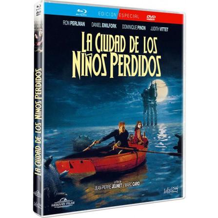 La ciudad de los niños perdidos - DVD