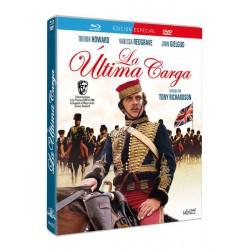 La última carga - DVD