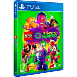 LEGO DC Super-Villanos - PS4