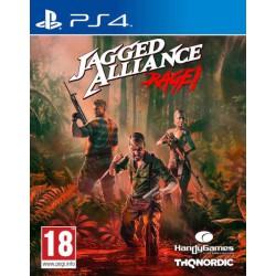 Jagged Alliance Rage - PS4