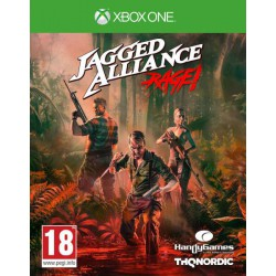 Jagged Alliance Rage - Xbox one
