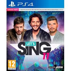 Lets Sing 11 Española - PS4