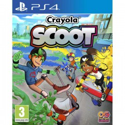 Crayola Scoot - PS4