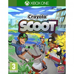 Crayola Scoot - Xbox one