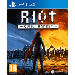 RIOT - Civil Unrest - PS4
