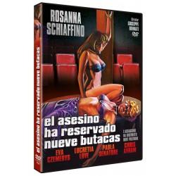 El asesino ha reservado 9 butacas - DVD