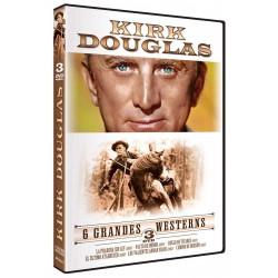 Kirk Douglas - 6 Grandes Westerns - DVD