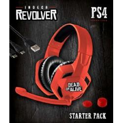 Kit starter pack Revolver - PS4