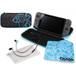 Kit proteccion Crash Bandicoot - SWI
