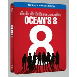 Ocean's 8 (Steelbook) - BD