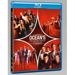 Ocean's (Colección cuatro películas) - BD