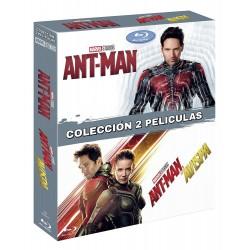 Ant-man + Ant-Man y la Avispa - BD