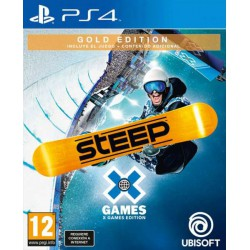 Steep X Games Gold Edition - PS4