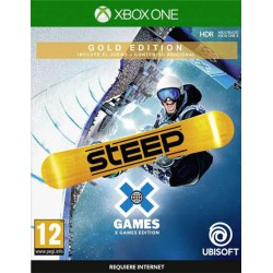 Steep X Games Gold Edition - Xbox one