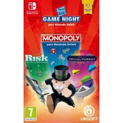 Hasbro Game Night - SWI