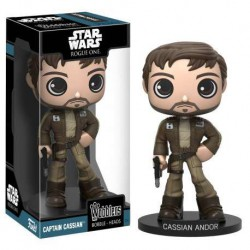 Figura Wobbler Casssian Andor (Star Wars Rogue)
