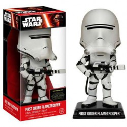 Figura Wobbler First Order Flametrooper (Star Wars Ep. VII)
