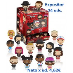 WWE Superstars - Pint Size x24 Funko