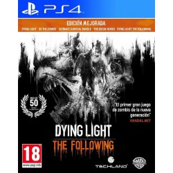 Dying Light Enhanced Edition - PS4