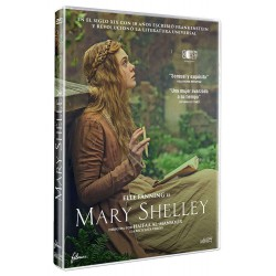 Mary Shelley - DVD