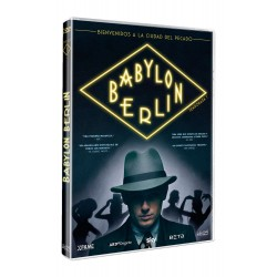 Babylon Berlín Temporada 1 - DVD