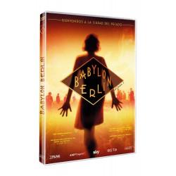 Babylon Berlín Temporada 2 - DVD