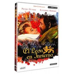 El león en invierno - DVD