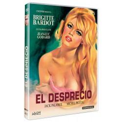 El desprecio - DVD