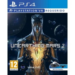 Unearthing Mars 2 The Ancient War (VR) - PS4