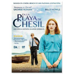 En la playa de Chesil - DVD